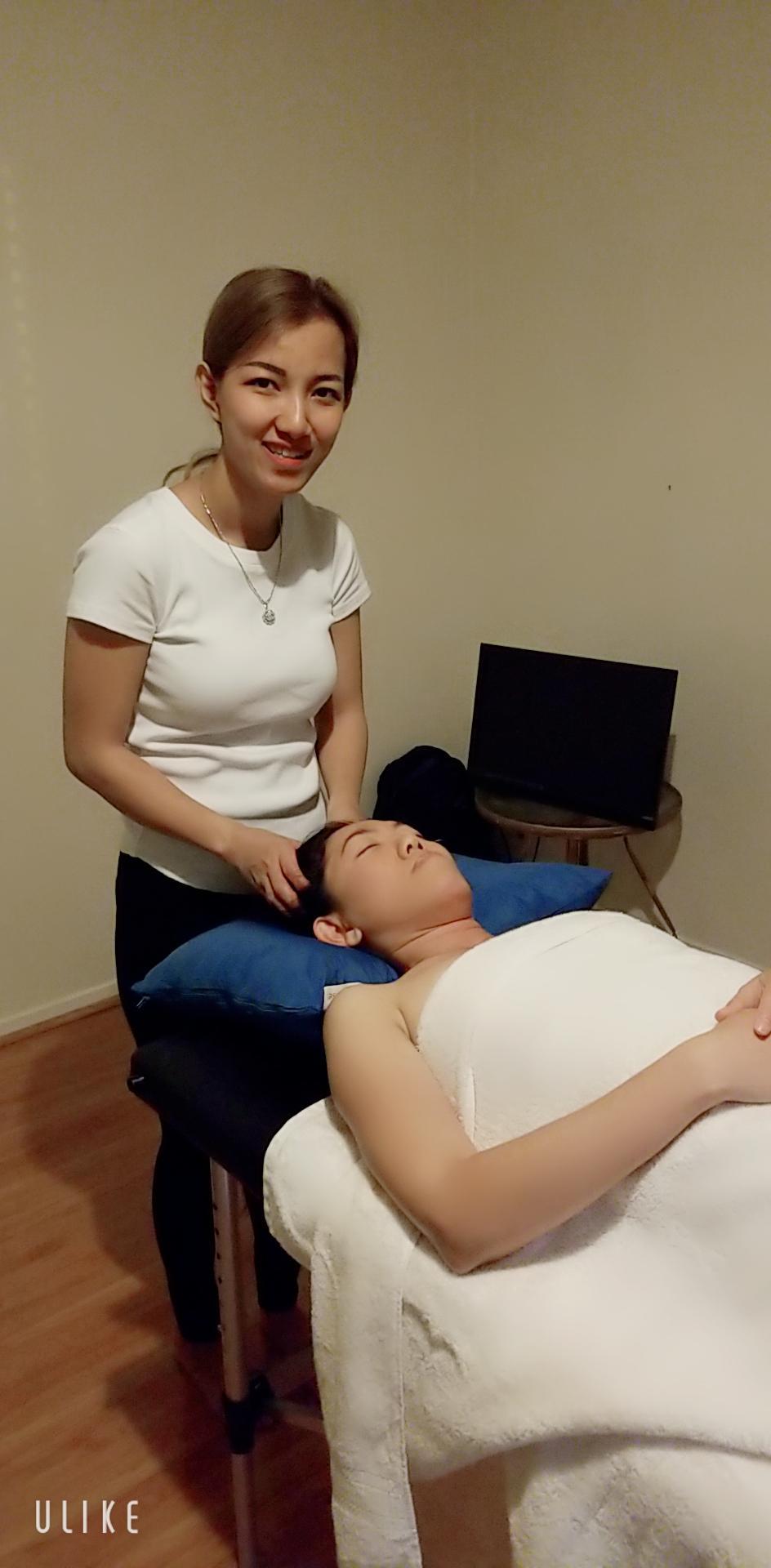 Nối Mi và Massage Body tại nhà dành cho Nữ